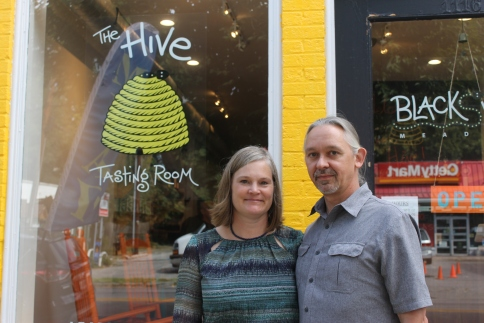 The Hive Tasting Room